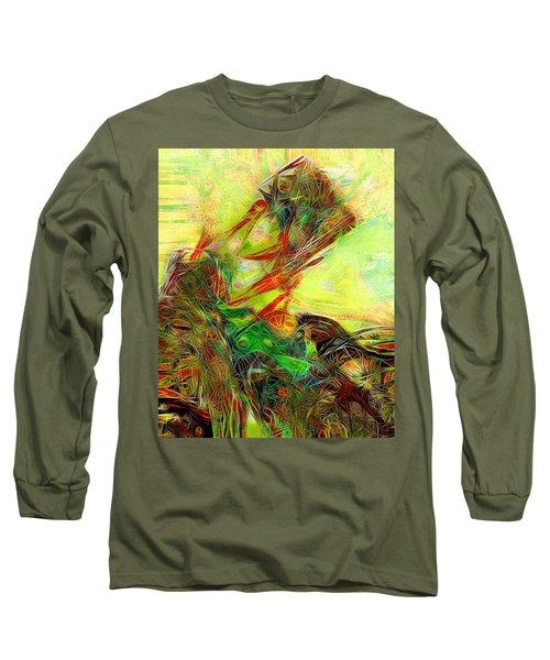 Da1  Long Sleeve T-Shirt