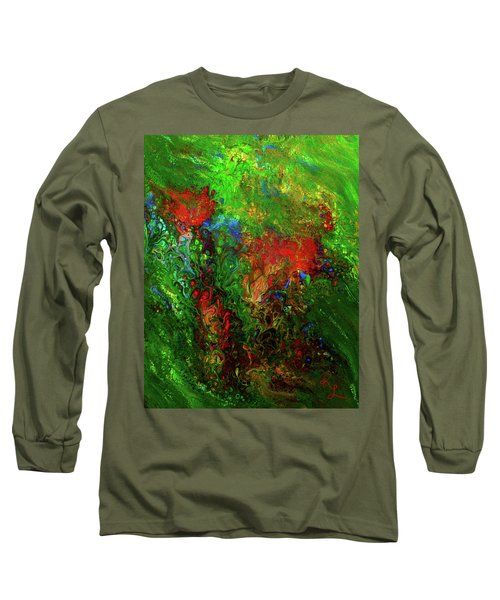 Dance Of The Dragon Long Sleeve T-Shirt