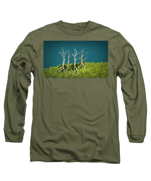 Dancing #i3 Long Sleeve T-Shirt