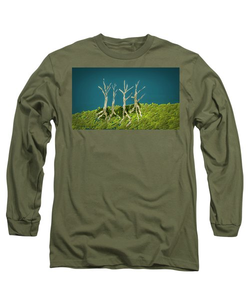Dancing #i3 Long Sleeve T-Shirt