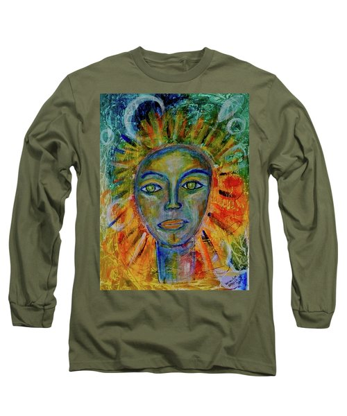Daughter Of The Sun And Moon Long Sleeve T-Shirt