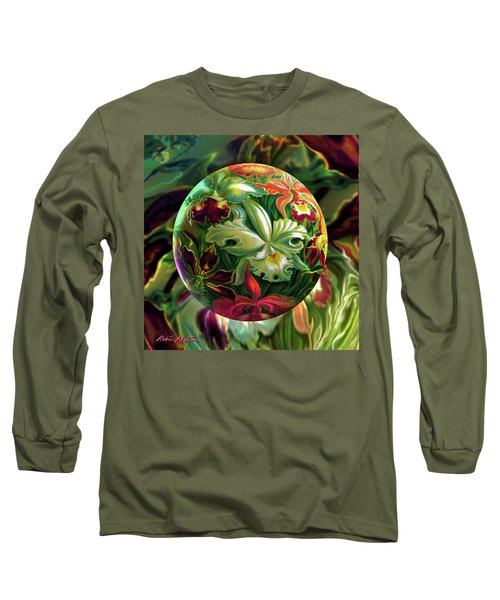 Day Lily Dreams Long Sleeve T-Shirt