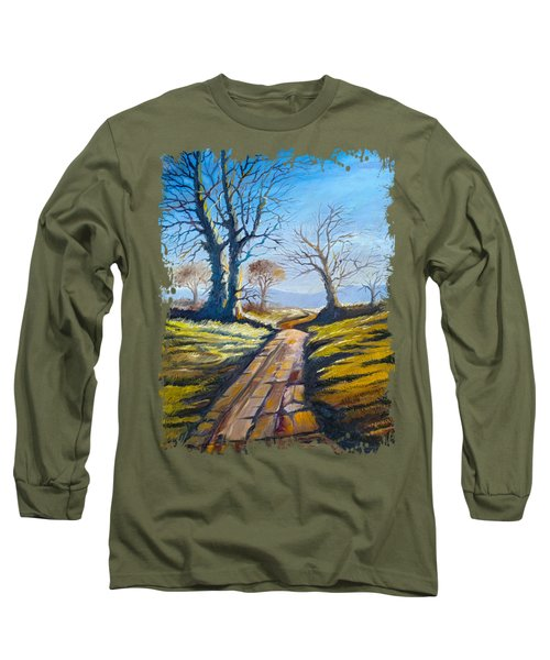 Deciduous Trees Long Sleeve T-Shirt