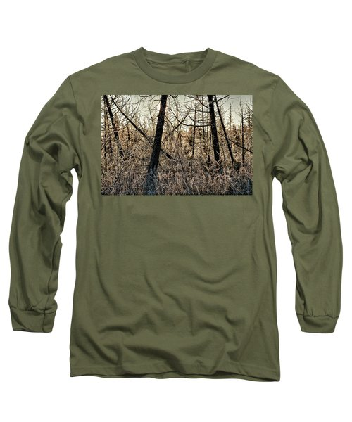 Deep Frost Long Sleeve T-Shirt