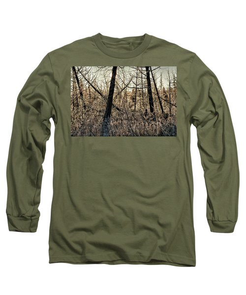 Deep Frost Long Sleeve T-Shirt