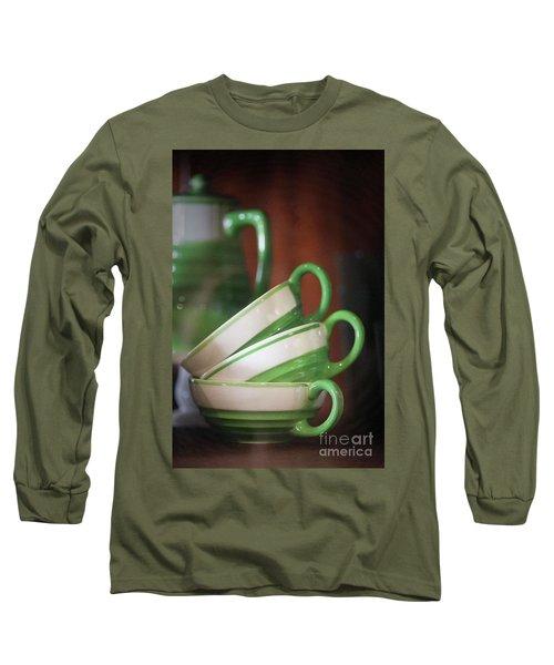 Depictions Of Lifeways Long Sleeve T-Shirt