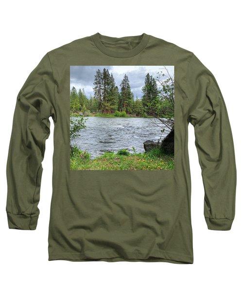 Deschutes River Long Sleeve T-Shirt