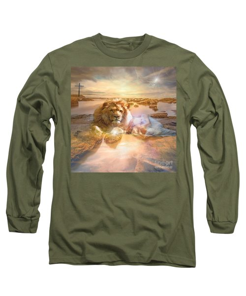 Divine Rest Long Sleeve T-Shirt