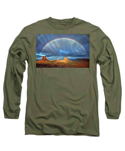 Double Good Luck  2 Long Sleeve T-Shirt