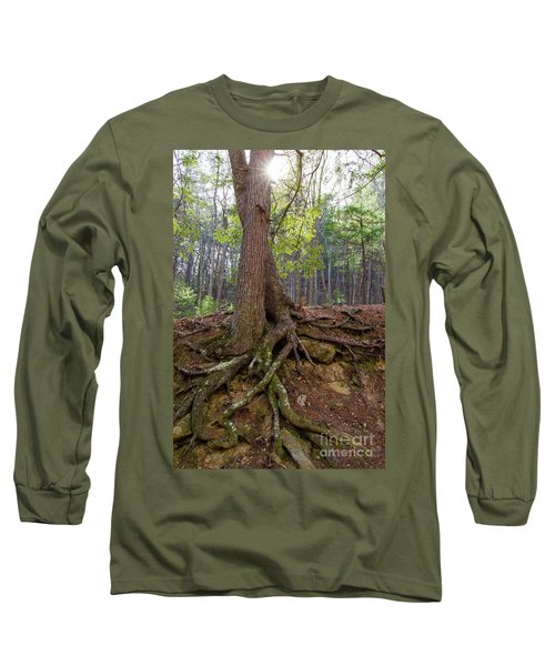Down In Her Roots Long Sleeve T-Shirt