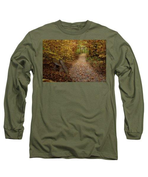 Down The Trail Long Sleeve T-Shirt