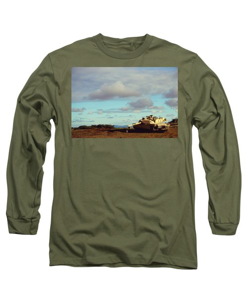 Downed But Not Out Long Sleeve T-Shirt
