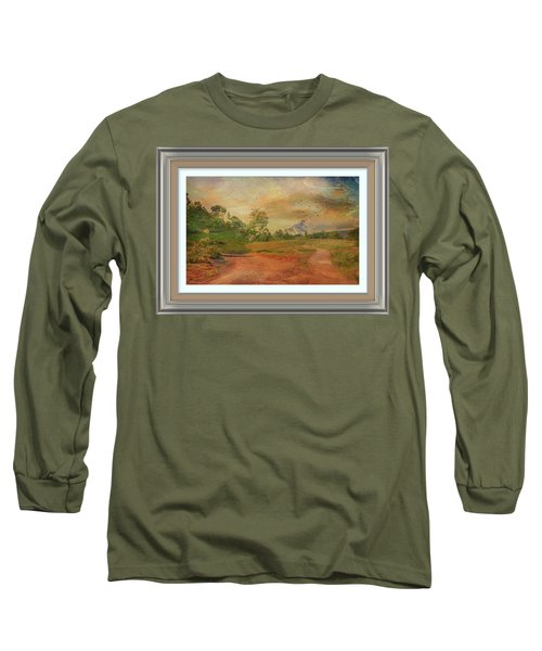 Dusk In The Hills Long Sleeve T-Shirt