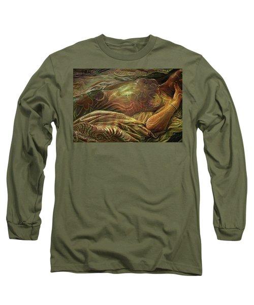 Earth Evening Long Sleeve T-Shirt