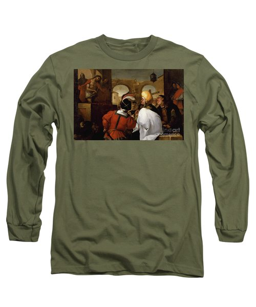 Ecce Homo Long Sleeve T-Shirt