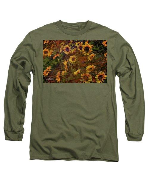 Ecoattack Long Sleeve T-Shirt
