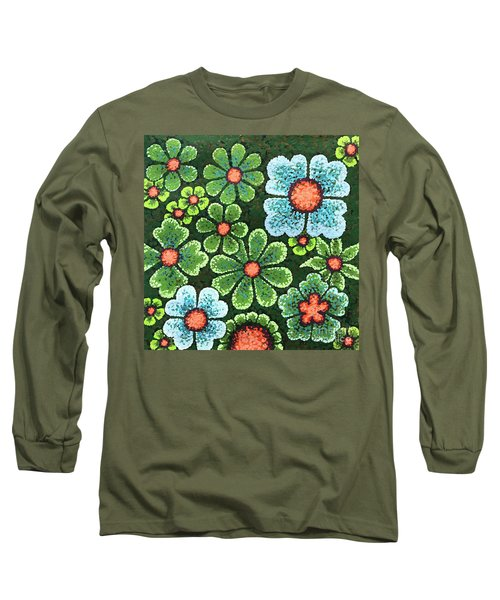 Efflorescent 10 Long Sleeve T-Shirt