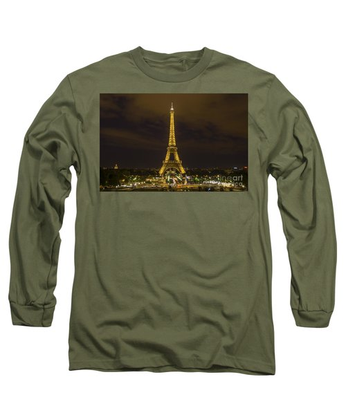 Eiffel Tower 1 Long Sleeve T-Shirt