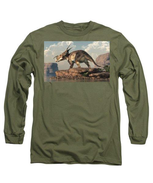 Einiosaurus Long Sleeve T-Shirt