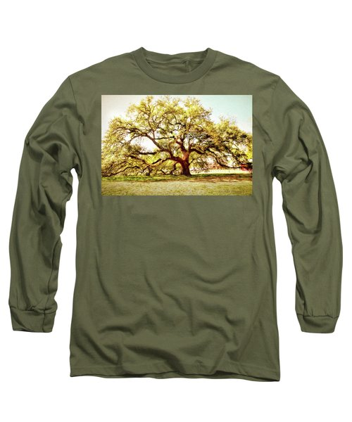 Emancipation Oak Long Sleeve T-Shirt