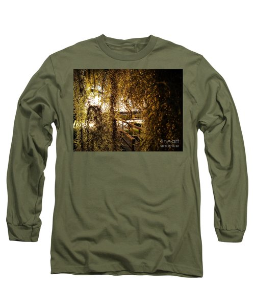 Long Sleeve T-Shirt featuring the photograph Entry by Robert Knight