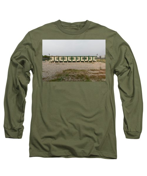 Euro New Topographics 14 Long Sleeve T-Shirt