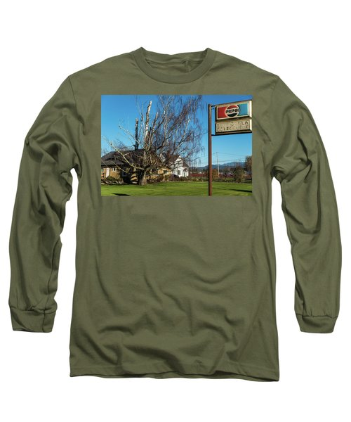 Evergreen Golf Course Long Sleeve T-Shirt