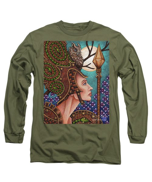 Exalted Beauty Athena Long Sleeve T-Shirt