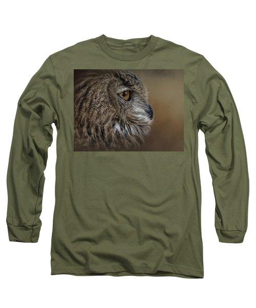 Eye Of Wisdom  Long Sleeve T-Shirt