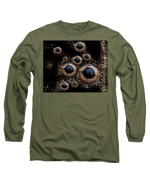 Eyes Have It 3 Long Sleeve T-Shirt