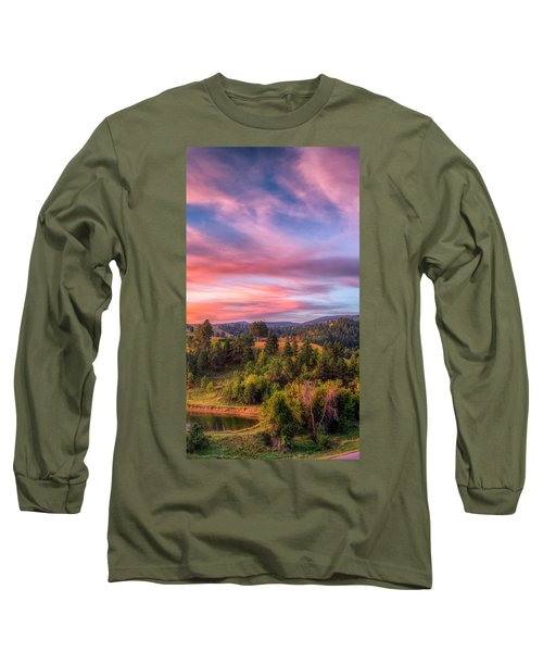 Fairytale Triptych 2 Long Sleeve T-Shirt