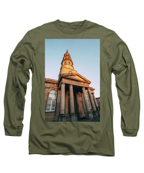 Firm Foundation Long Sleeve T-Shirt