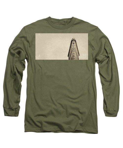 Flatiron Long Sleeve T-Shirt