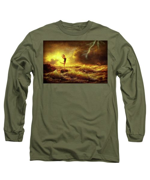 Flirting With Disaster Long Sleeve T-Shirt