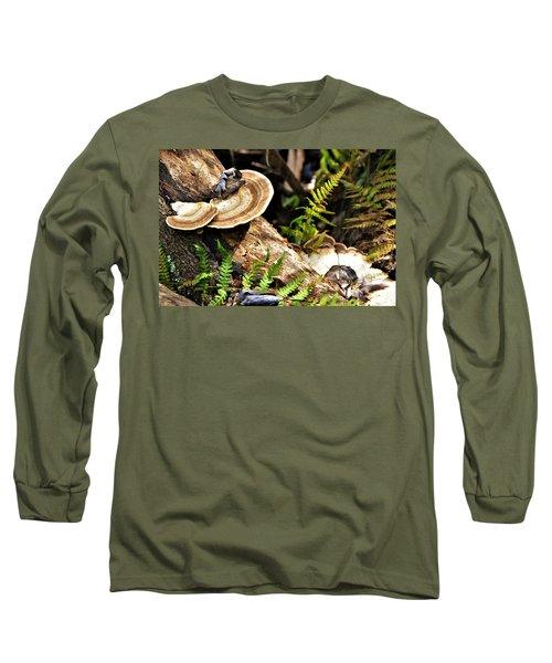 Florida Forest Long Sleeve T-Shirt