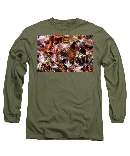 Flower Seeds-1 Long Sleeve T-Shirt