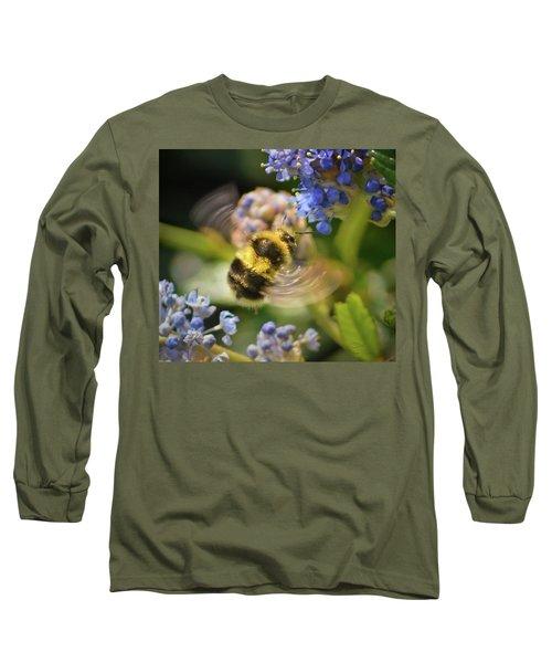Flying Miracle Long Sleeve T-Shirt