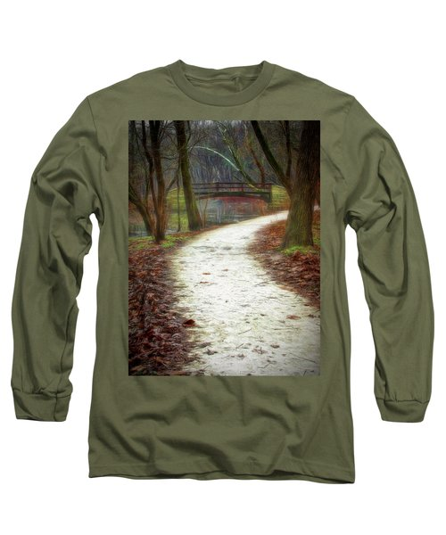 Forest Path Long Sleeve T-Shirt