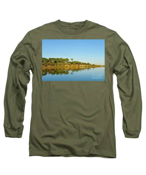 Forests Mirror Long Sleeve T-Shirt