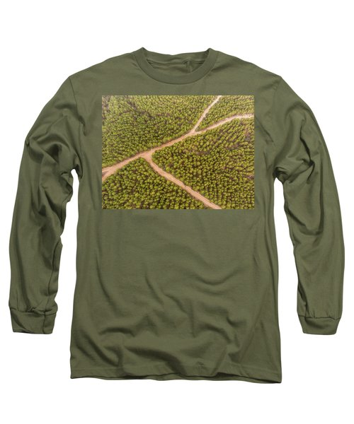 Fork Long Sleeve T-Shirt