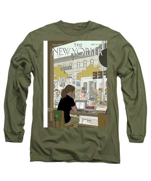 Fourth Wall Long Sleeve T-Shirt