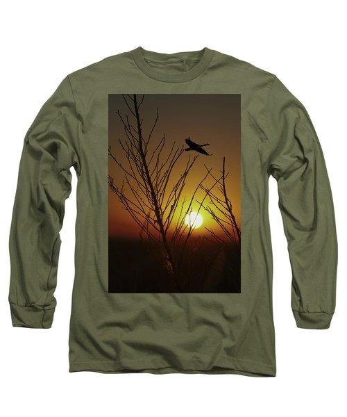 Fowl Morning Long Sleeve T-Shirt