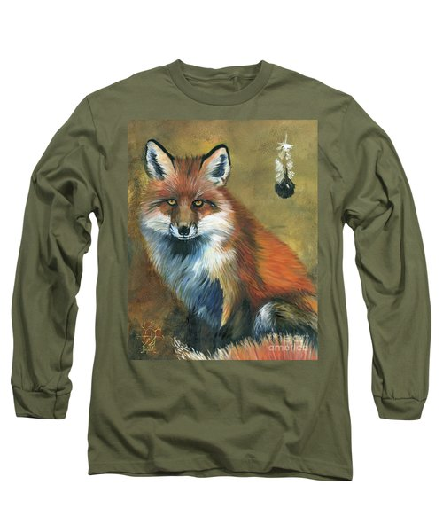 Fox Shows The Way Long Sleeve T-Shirt