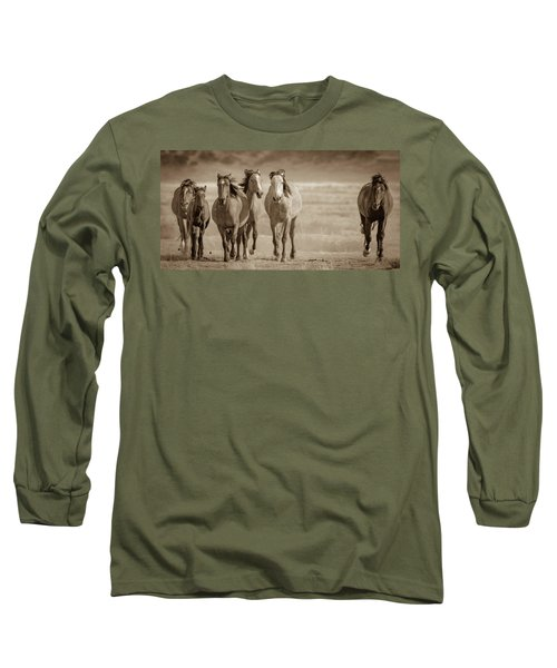 Free Family 2 Long Sleeve T-Shirt