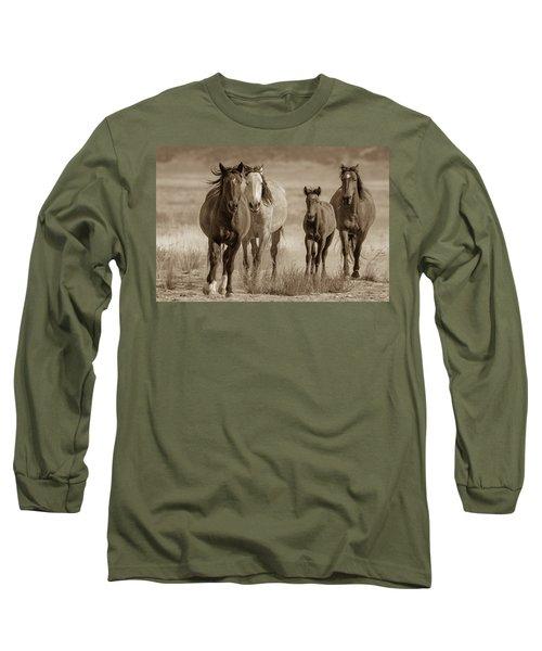 Free Family Long Sleeve T-Shirt