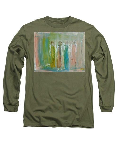 Friendship Angels Long Sleeve T-Shirt