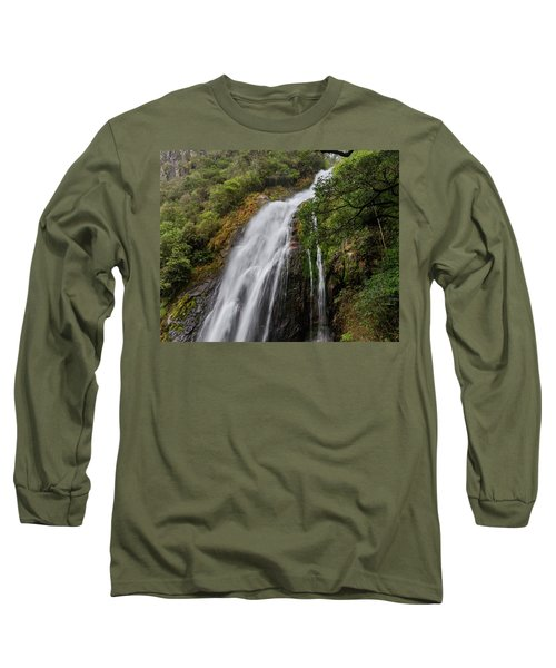 From Great Heights Long Sleeve T-Shirt