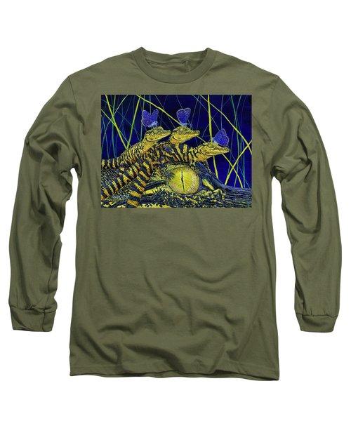 Gator Nursery  Long Sleeve T-Shirt