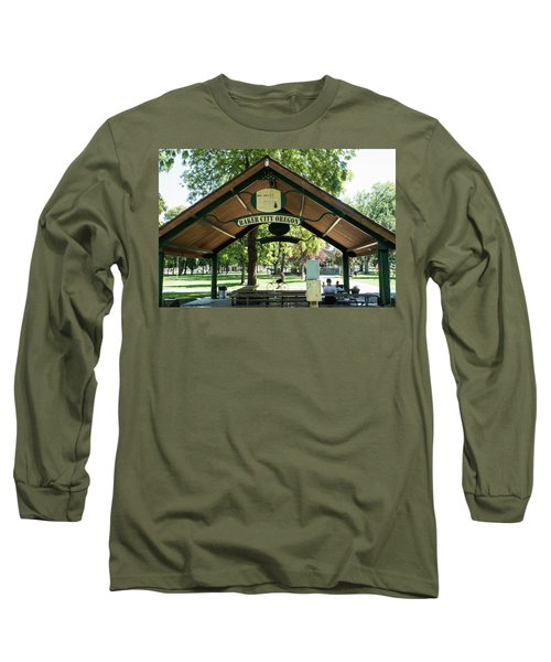 Geiser Pollman Park Shelter Long Sleeve T-Shirt