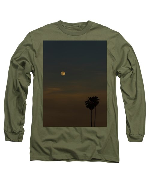 Long Sleeve T-Shirt featuring the photograph Gently by Alex Lapidus